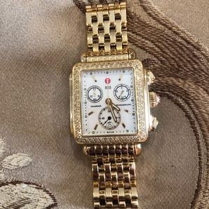 Good deco Michele watch